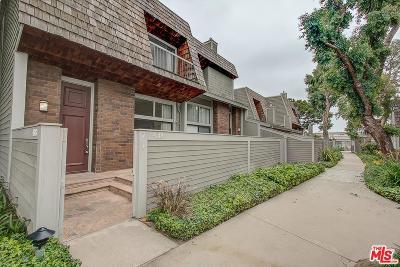 Marina Del Rey Condo/Townhouse For Sale: 4318 Glencoe Avenue #7