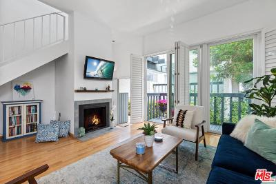 Santa Monica Condo/Townhouse For Sale: 1144 17th Street #5