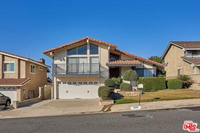 Montebello Single Family Home For Sale: 1604 Appian Way