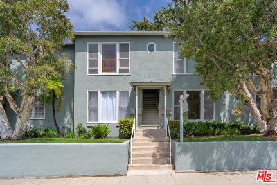 Santa Monica Condo/Townhouse For Sale: 1707 Washington Avenue