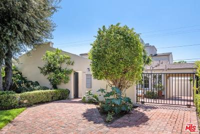 Beverly Hills Single Family Home For Sale: 245 South Crescent Drive