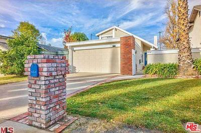 Agoura Hills Single Family Home For Sale: 5757 Lake Lindero Drive