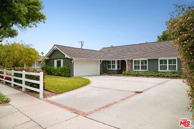 Canoga Park Single Family Home For Sale: 22322 Schoolcraft Street