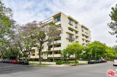 Beverly Hills Condo/Townhouse Active Under Contract: 325 North Oakhurst Drive #202