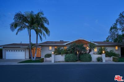 Tarzana Single Family Home For Sale: 18260 Karen Drive