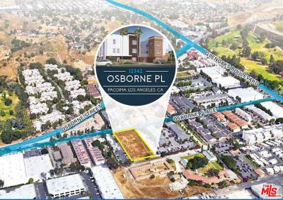 Pacoima Residential Lots & Land For Sale: 12342 Osborne Place