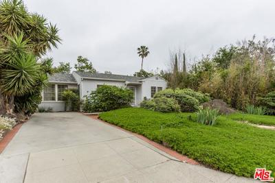 North Hollywood Single Family Home For Sale: 5824 Satsuma Avenue