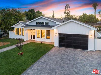Single Family Home For Sale: 4949 Libbit Avenue