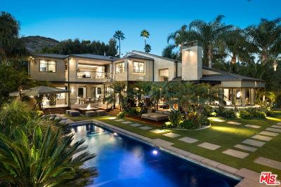 Malibu Single Family Home For Sale: 27033 Sea Vista Drive