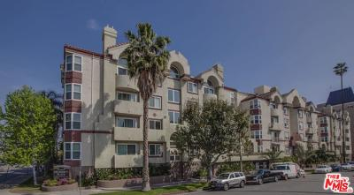 Los Angeles Condo/Townhouse For Sale: 620 South Gramercy Place #115