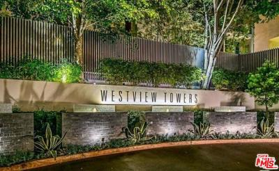 Los Angeles County Condo/Townhouse For Sale: 1155 North La Cienega #303