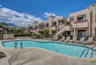 Palm Springs Condo/Townhouse For Sale: 2601 South Broadmoor Drive #65