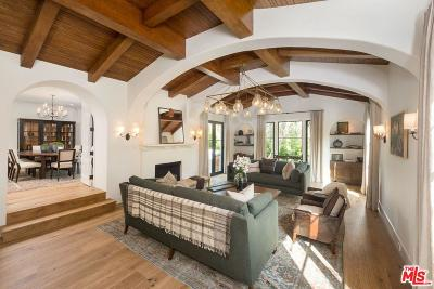 Pacific Palisades Single Family Home For Sale: 1310 Napoli Drive