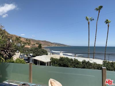 Malibu Single Family Home For Sale: 26701 Latigo Shore Drive