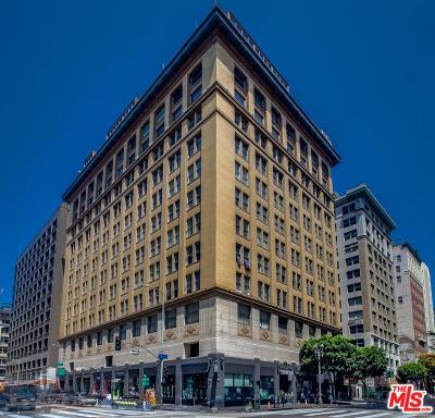 Condo/Townhouse Active Under Contract: 215 West 7th Street #1104