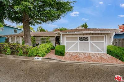 Single Family Home For Sale: 2311 Donella Circle