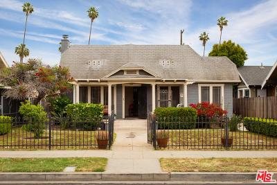 Mid Los Angeles (C16) Single Family Home For Sale: 1936 Hillcrest Drive