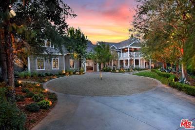 Single Family Home For Sale: 5555 Dixon Trail Road