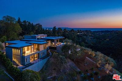Pacific Palisades Single Family Home For Sale: 1501 Umeo Road