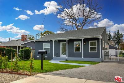 Canoga Park Single Family Home For Sale: 7543 Jordan Avenue