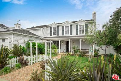 Pacific Palisades Single Family Home Active Under Contract: 686 Hampden Place