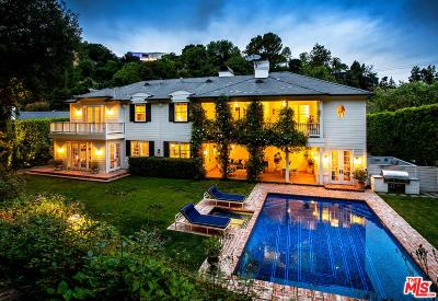 Beverly Hills Single Family Home For Sale: 2578 Hutton Drive
