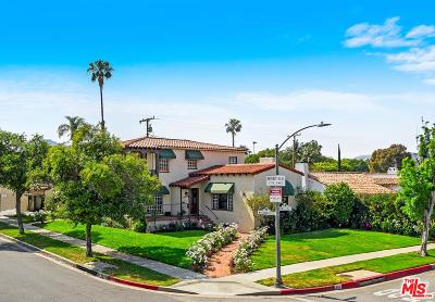 Beverly Hills Single Family Home For Sale: 463 South Elm Drive
