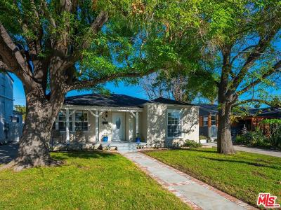 Burbank Single Family Home For Sale: 644 North Kenwood Street
