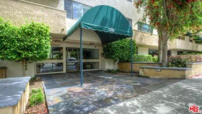 Encino Condo/Townhouse Sold: 5310 Zelzah Avenue #309