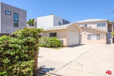 Los Angeles County Residential Income For Sale: 8617 Higuera Street