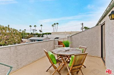 Culver City Condo/Townhouse Active Under Contract: 4035 Lafayette Place #B