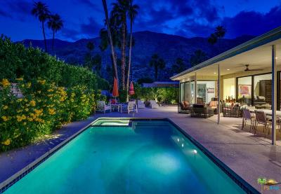 Palm Springs Single Family Home For Sale: 240 West Lilliana Drive