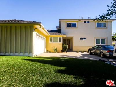 Los Angeles Single Family Home For Sale: 5810 Shenandoah Avenue