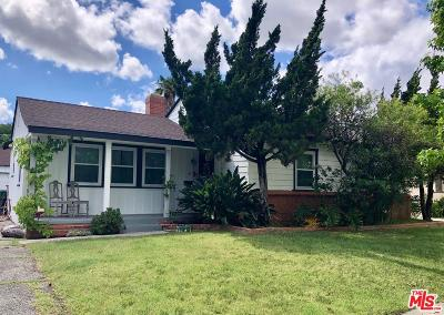 Single Family Home Active Under Contract: 7413 Gloria Avenue