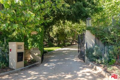 Pasadena Single Family Home For Sale: 220 North San Rafael Avenue