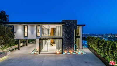 Los Angeles Single Family Home For Sale: 1677 North Doheny Drive