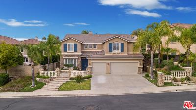 Los Angeles County Single Family Home For Sale: 23601 Ridgecrest Court