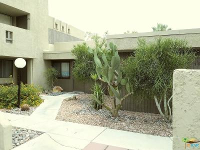 Palm Springs Condo/Townhouse For Sale: 406 Bradshaw Lane #80