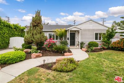 Valley Village Single Family Home For Sale: 12507 Martha Street