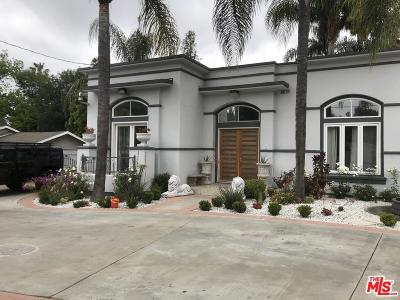 Woodland Hills Single Family Home For Sale: 5640 Winnetka Avenue