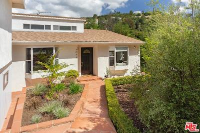 Sherman Oaks Single Family Home Active Under Contract: 4064 Knobhill Drive
