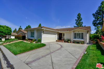 Camarillo Single Family Home For Sale: 6207 Irena Avenue