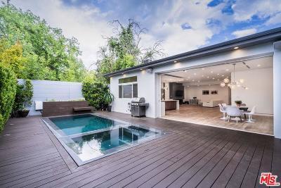 Sherman Oaks Single Family Home For Sale: 13911 Milbank Street