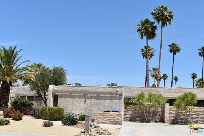 Palm Springs Condo/Townhouse For Sale: 1934 Tamarisk Road