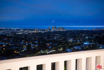 West Hollywood Condo/Townhouse For Sale: 9255 Doheny Road #1604