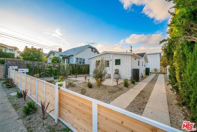 Los Angeles CA Single Family Home For Sale: $1,469,000