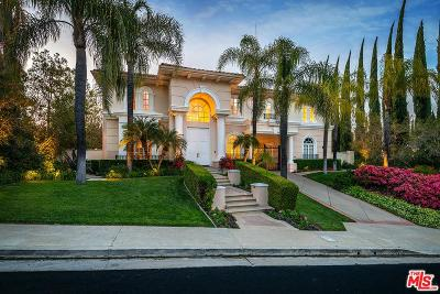 Tarzana Single Family Home For Sale: 3791 Winford Drive
