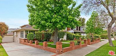 Pacific Palisades Single Family Home Active Under Contract: 16030 Northfield Street