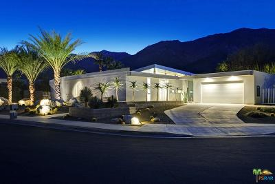 Palm Springs Single Family Home For Sale: 3035 Goldenrod Lane