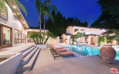 Studio City Single Family Home For Sale: 11604 Dilling Street